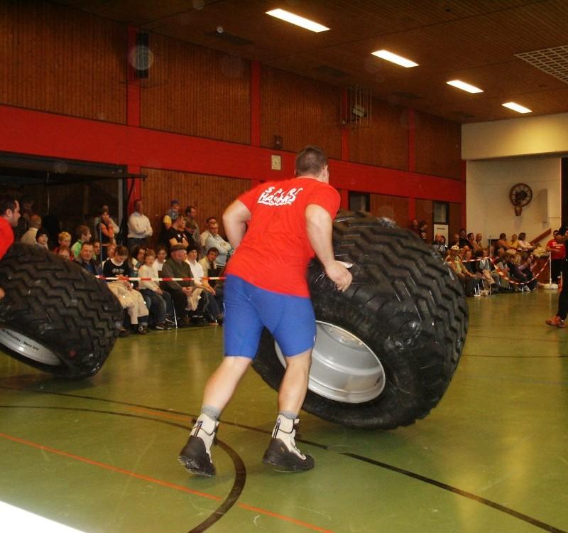 Strongman Wettbewerb 2006 Maierhöfen